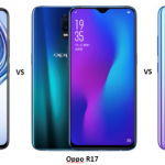 Vivo X23 vs Oppo R17 vs Vivo V11 Pro: Features and Specifications Compared in Detail