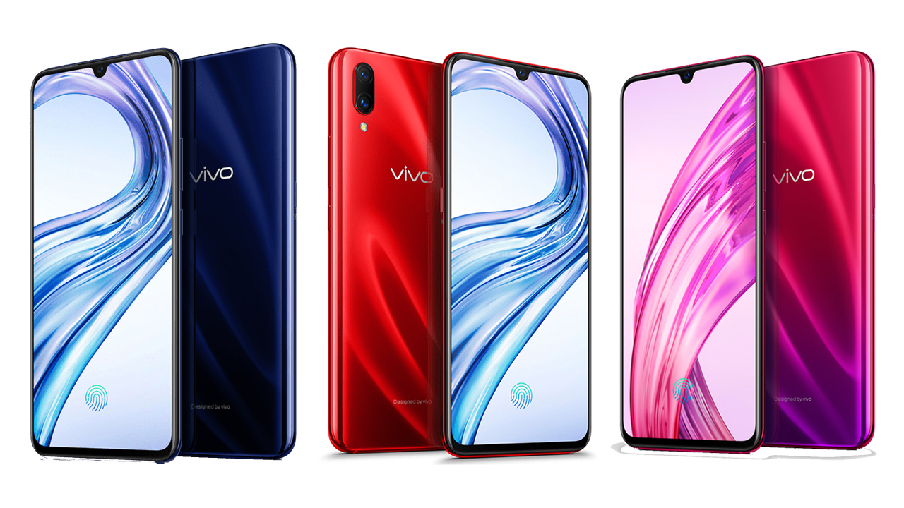 Vivo X23 with In-display Fingerprint Sensor Launched in China