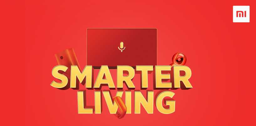 "Xiaomi Teases Launch Of ""Smarter Living"" Portfolio Of Products"