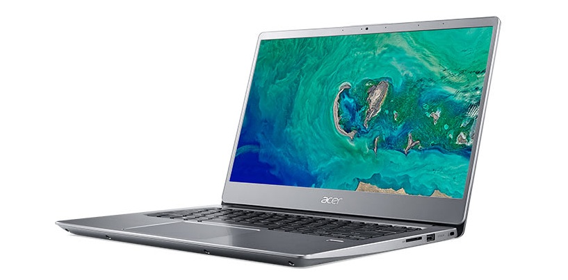 Acer Aspire 5s Laptop With Intel Whiskey 8th-Gen Processor, Acer Swift 3 Notebook Launched