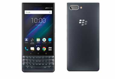 BlackBerry KEY2 LE With Snapdragon 636 SoC and Qwerty Keyboard Launched in India for Rs. 29,990