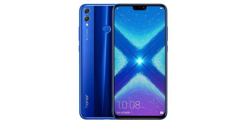 Honor 8X with 6.5-inch Display and Dual Rear Camera Module Launched in India