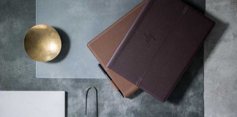 HP Spectre Folio 2-in-1 Laptop Launched with Premium Leather Finish