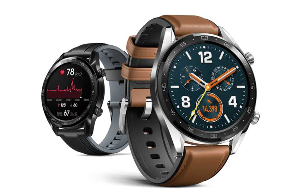 Huawei Watch GT Specs Seen On Its Official Website
