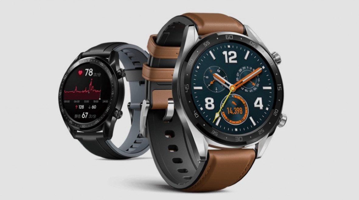 Huawei Watch GT, Band 3 Pro Smart Wearables Launched