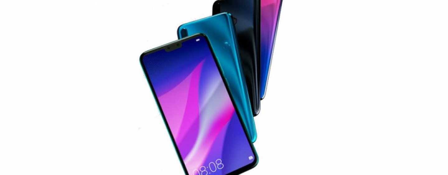 Huawei Y9 (2019) with Quad Camera Set up Launched in China