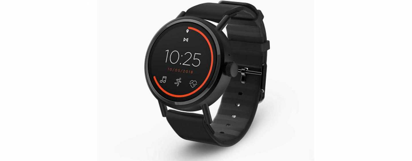 Misfit Vapor 2 Android Smartwatch launched