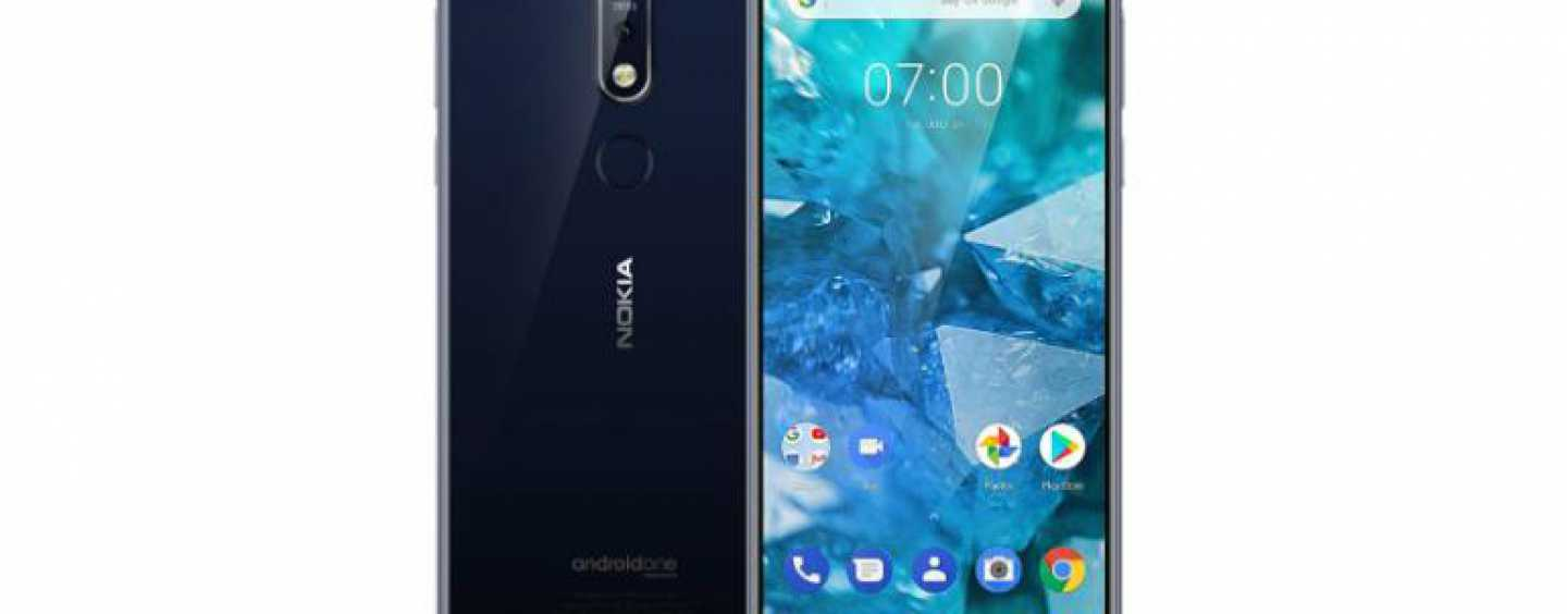 Nokia 7.1 with Snapdragon 636 and Dual Rear Camera Set up Launched