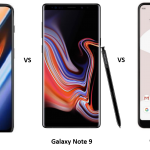 OnePlus 6T vs Galaxy Note 9 vs Google Pixel 3: Can OnePlus Win This Battle?