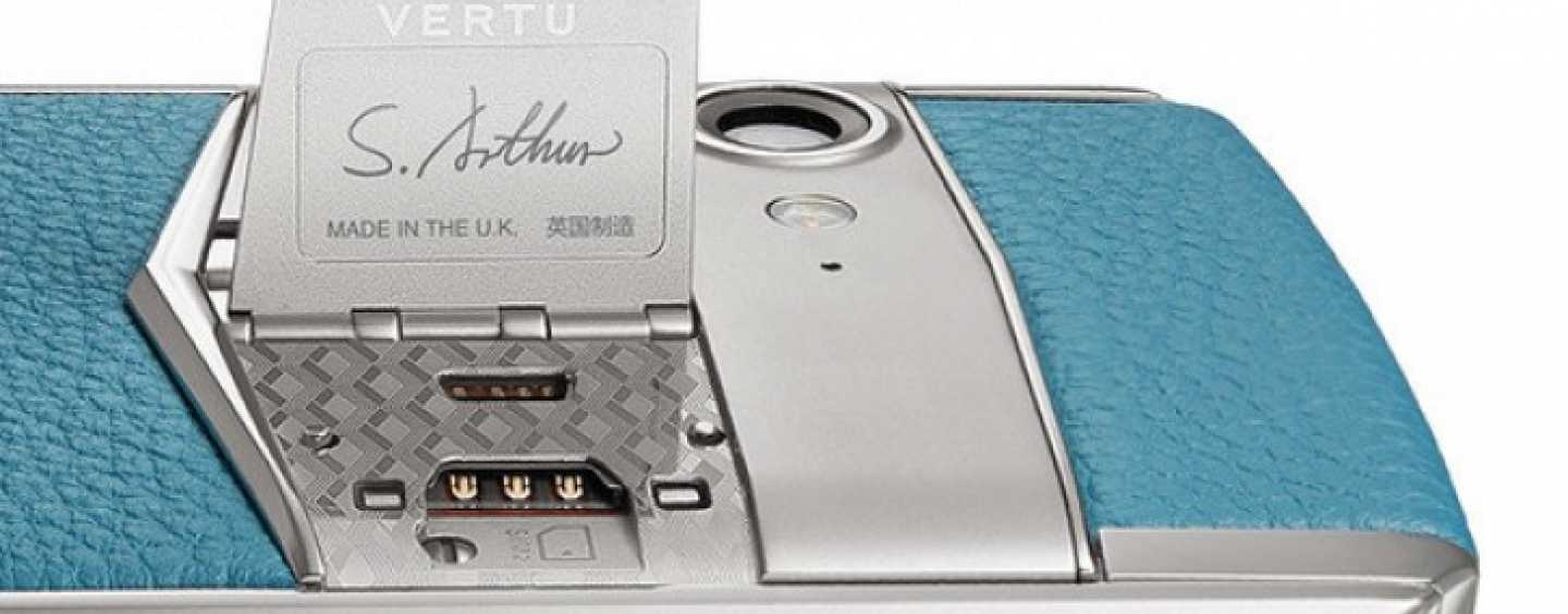 Vertu Aster P Luxury Smartphone with Sapphire Glass Screen Launched: Price Starts Around Rs. 3 Lakhs