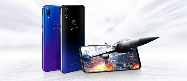 Vivo Z3 with Dual Turbo Technology and Dual Rear Camera Announced in China