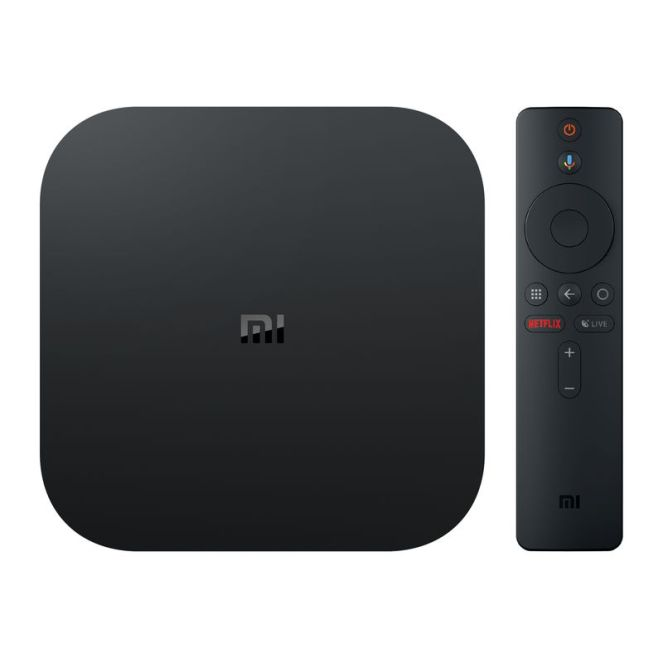 Xiaomi Mi Box S with Android Oreo Launched At Rs 4,500