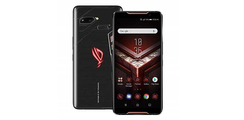 Asus ROG Phone with 8GB RAM Targeted at Gamers Launched in India