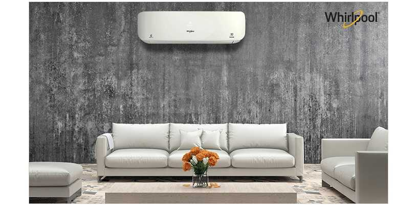 Concerned about the declining air quality? Here's how Whirlpool's 3D Cool Purafresh Inverter AC can help