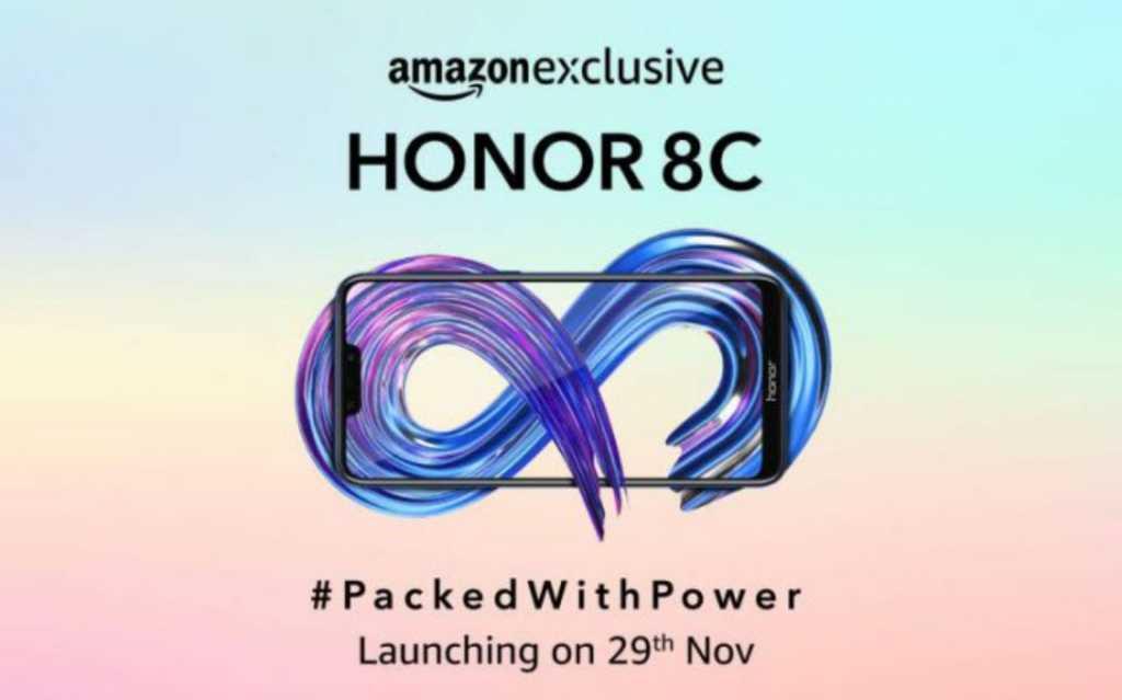 Honor 8C amazon India
