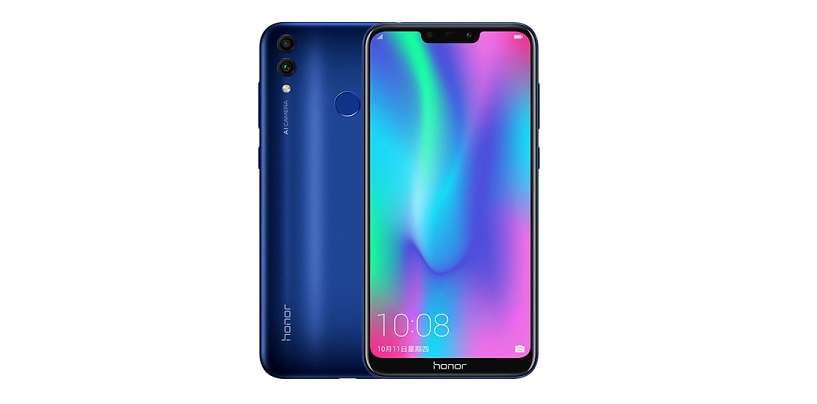 Honor 8C with Snapdragon 632 SoC and 4000mAh Battery Launched in India