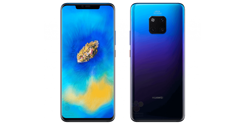 Huawei Mate 20 Pro with 6.39-inch Display and Kirin 980 SoC Launched in India