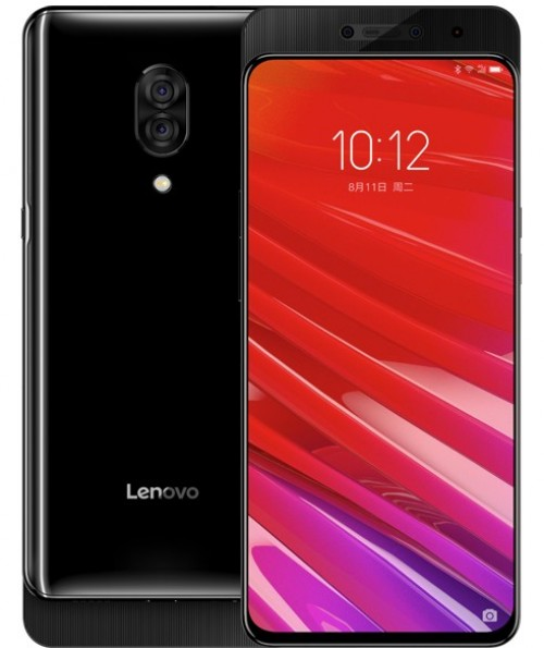 Lenovo Z5 Pro Launched