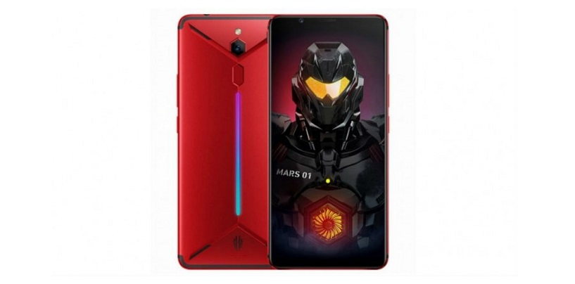 Nubia Red Magic Mars Gaming Phone with Snapdragon 845 and Vapour Cool Technology Launched