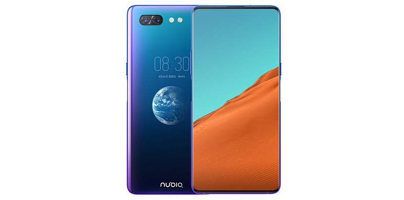 Nubia X with Dual Display, Dual Fingerprint Scanner and Dual Camera Goes Official