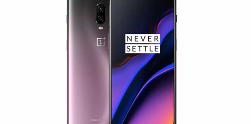 OnePlus 6T Thunder Purple Colour Variant to Launch in India Soon