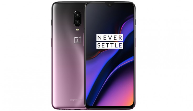 OnePlus 6T Thunder Purple Colour Variant Launched in China: May Come to India Soon