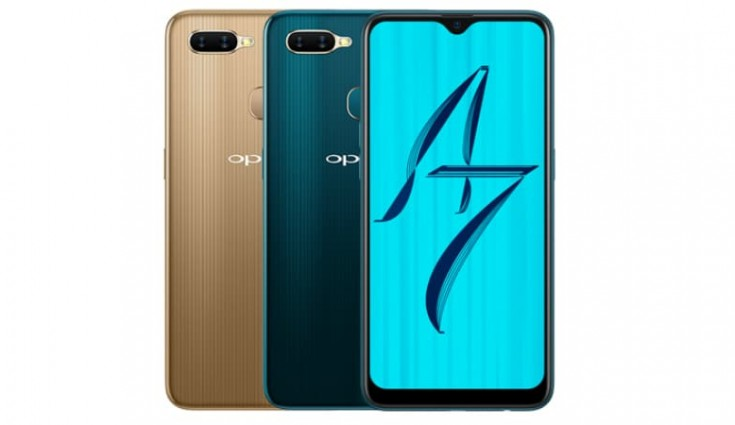 Oppo A7 Launched in China