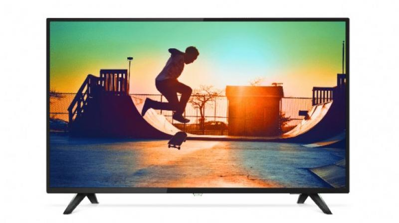 Philips And TPV Technology Launch 7 Smart LED TVS in India