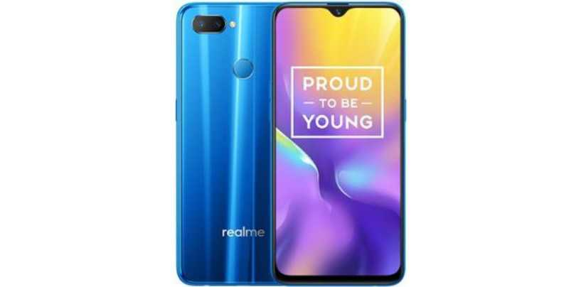 Realme U1 with 25-megapixel Selfie Camera Launched in India Starting at Rs. 11,999