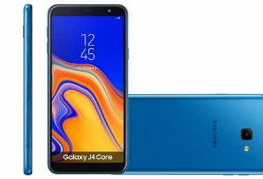 Samsung Galaxy J4 Core Android Go Smartphone with 6-inch Display Goes Official