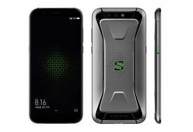 Xiaomi Black Shark Gaming Smartphone To Debut In Europe on November 16