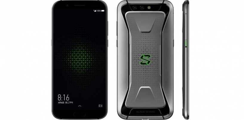 Xiaomi Black Shark Gaming Smartphone To Debut In Europe on November 16