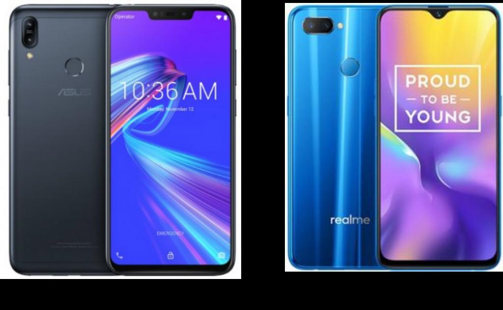 Asus Zenfone Max Pro M2 vs Realme U1