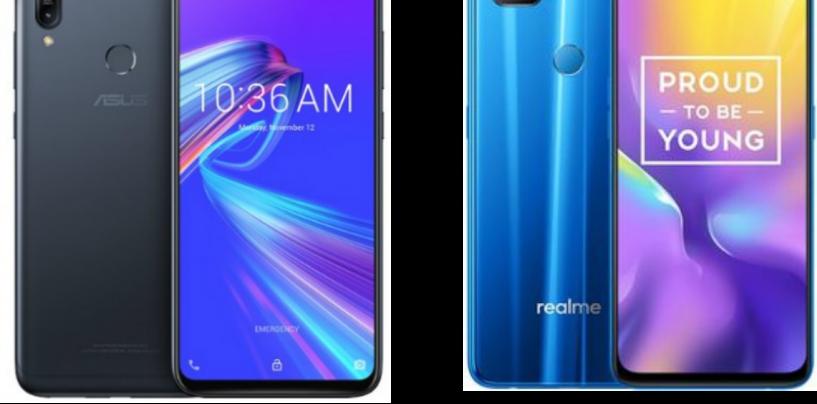 Asus Zenfone Max Pro M2 vs Realme U1: Battle of Budget Smartphones