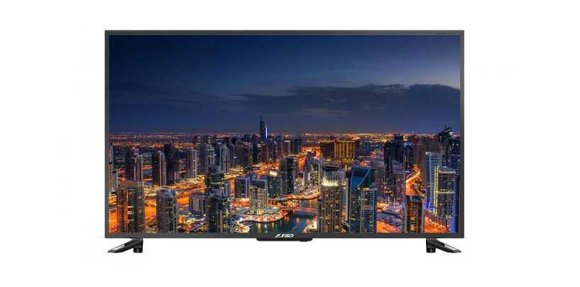 F&D FLT-4302SHG 43-inch Full HD Android TV Launched At Rs 49,990