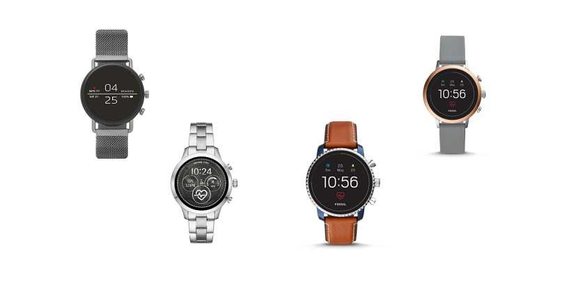 Fossil Group Launches 7 Next-Gen Smartwatches Targeting Indian Millennials