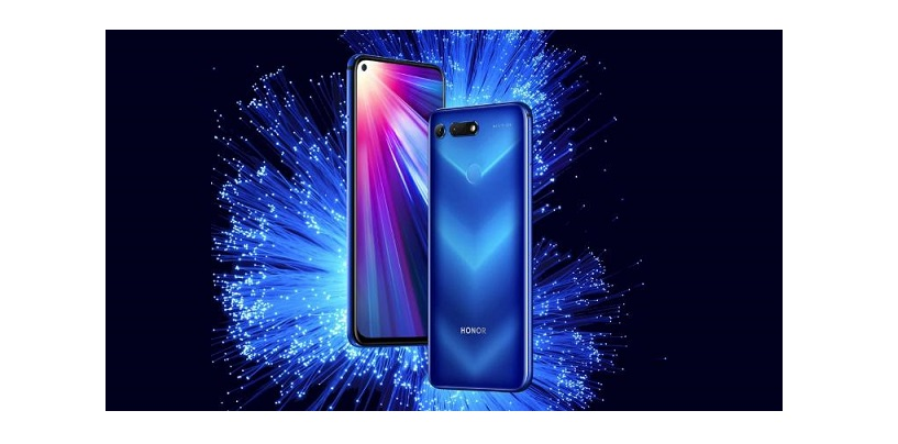 Honor V20 with Punch Hole Display and 48-megapixel Rear Camera Launched in China