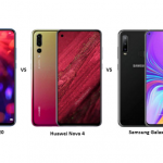 Honor V20 (aka Honor View 20) vs Huawei Nova 4 vs Samsung Galaxy A8s: Punch-hole Display Smartphones Compared