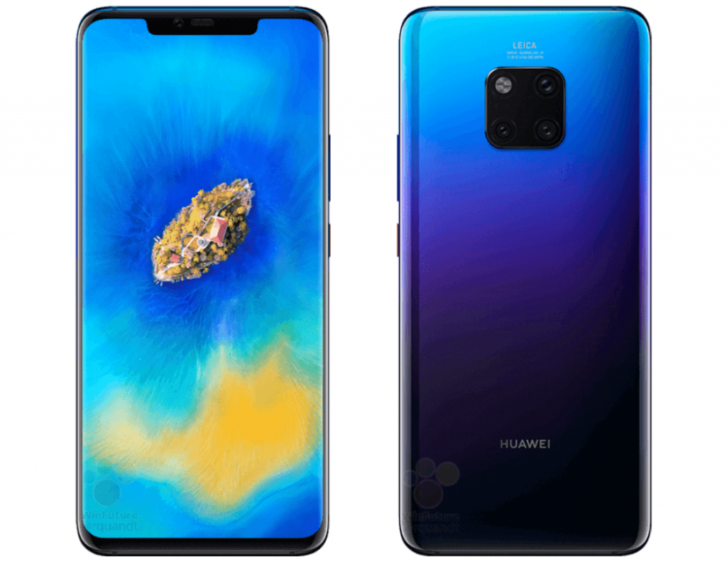 Huawei's first notch-free all-screen smartphone is the Nova 4