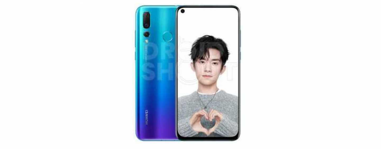 Huawei Nova 4 Leaked Again in Press Renders: Reveals 4 Colour Options