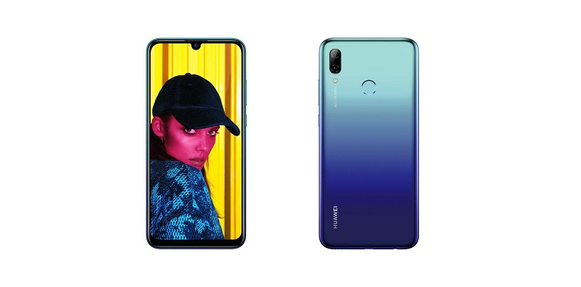 Huawei P Smart 2019 with Water Drop Notch and AI Camera Setup Announced