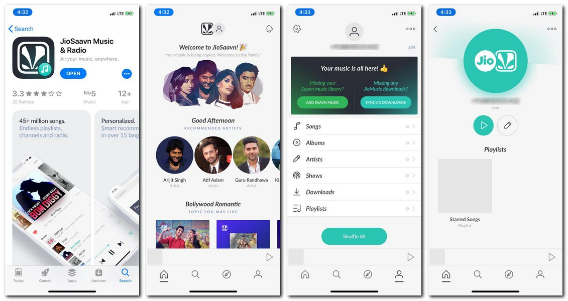 JioMusic And Saavn Launch JioSaavn App, To Offer Music Free For 90 Days