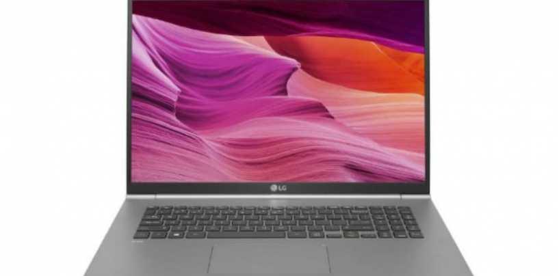 LG Gram 17, Gram 2-in-1 Announced Ahead of CES 2019