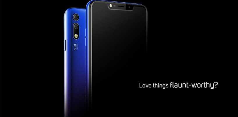 Micromax will Launch Its First Notched Display Smartphone with Quad Camera Set up on December 18