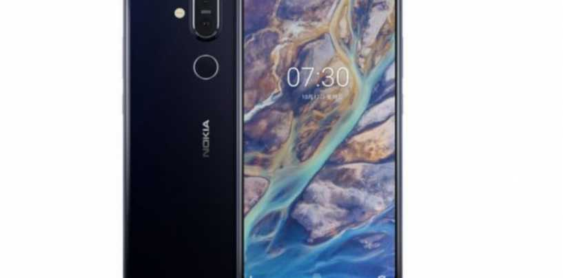 Nokia 8.1 with Android 9 Pie, Snapdragon 710 and Zeiss Cameras Launched