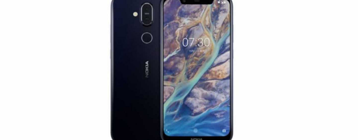 Nokia 8.1 with Snapdragon 710 SoC Goes on Sale in India Today