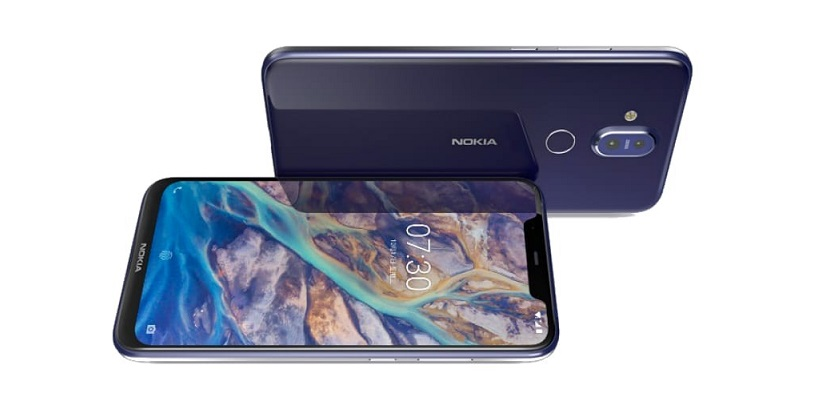 Nokia 8.1 with Snapdragon 710 Launched in India with a Price Tag of Rs. 26,999