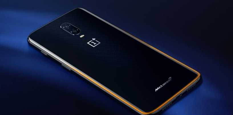 OnePlus 6T McLaren Premium Edition Launched in India at Rs. 50,999