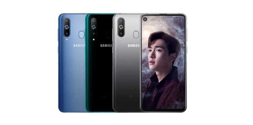 Samsung Galaxy A8s Goes on Pre-Order in China: Price Starts at 2,999 Yuan