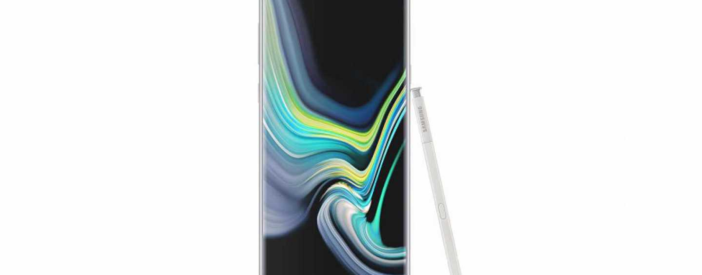 Samsung Galaxy Note 9 Limited Edition Alpine White and Galaxy S9+ Polaris Blue Variants Launched in India